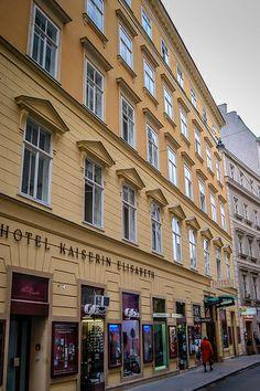 Hotel Kaiserin Elisabeth - Vienna, Austria