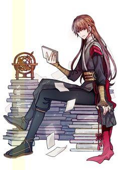 Manga Anime, Manga Art, Anime Guys, Anime Art, Art Girl, Boy Or Girl, Chinese Picture, Anime Characters, Fictional Characters