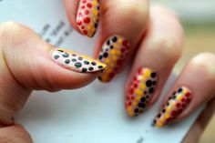 Shake & Paint: A trip to Belgium… #nailart #nails #manicure #nailporn #belgium #brussels #travel #inspiration #bruges