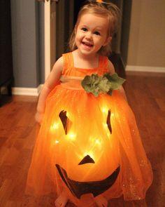 Halloween Kuerbis Kostuem Selber Machen.Kurbis Kostum Selber Machen Flower Girl Dresses Girls Dresses Flower Girl