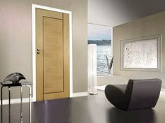 Mark 1 Photography: Designer doors and modern interiors