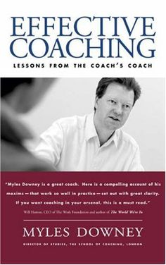 Effective Coaching (Orion Business Power Toolkit) by Myles Downey http://www.amazon.co.uk/dp/1587991209/ref=cm_sw_r_pi_dp_NqB.ub1PSWK70