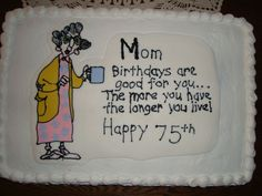 1000 Images About 75th Birthday On Pinterest 75th