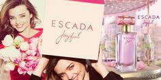 BEM-VINDO AO E.S.P FASHION BLOG BRASIL: Joyful Escada Feminino (2014)