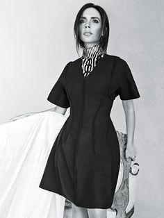 Victoria Beckham by Patrick Demarchelier for Vogue Australia August 2015 - Dior