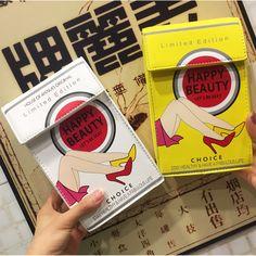Bolsa Divertida Clutch em forma de Caixa Happy Beauty Bolsas Divertidas