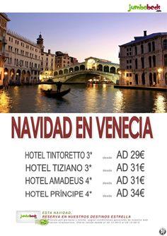 ¡¡¡Navidad en Venecia dsd 29€ pax/día!!! ultimo minuto - http://zocotours.com/navidad-en-venecia-dsd-29e-paxdia-ultimo-minuto/