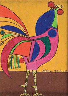 Aldemir Martins 1968