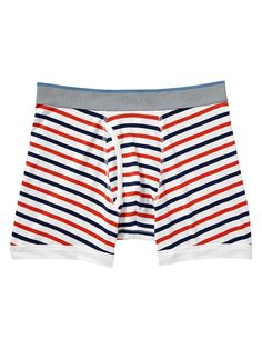 5eb0070e9cd5 Gap Contrast Diagonal Striped Boxer Briefs. Wonder if these would fit me   Boxer Briefs