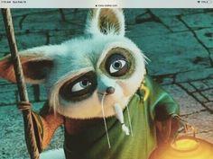 Master Shifu, Kung Fu Panda, Cartoons, Owl, Puzzle, Animation, Cosplay, Bird, Anime