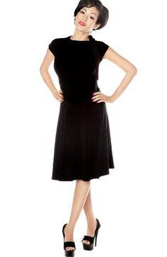 Amazon.com: Folter Bridget Bombshell Dress Retro Pin-up: Clothing $66.50