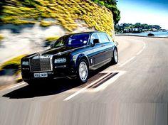 Rolls-Royce Phantom EWB Series II: A travel report