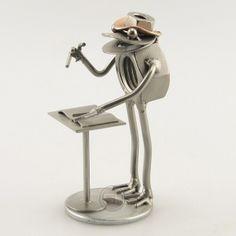 Froschmännchen Dirigent