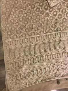 Exclusive Georgette Chikankari Work Saree – FashionVibes Bollywood Style, Bollywood Fashion, Indian Wedding Outfits, Indian Outfits, Lucknowi Suits, Work Sarees, Saree Wedding, Salwar Suits, Sarees Online