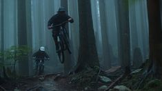 Super fun product intro video with a  firm grasp on a playful and ago brand voice: Specialized / The All-New Stumpjumper