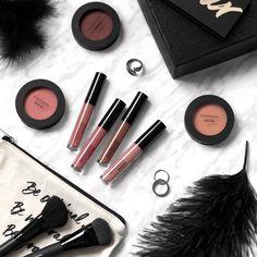 BareMinerals Gen Nude lip lacquers and blushes Lip Swatches, Lip Lacquer, Makeup Obsession, Nude Lip, Makeup Blog, Bareminerals, Skin Tips, Skin Makeup, Liquid Lipstick