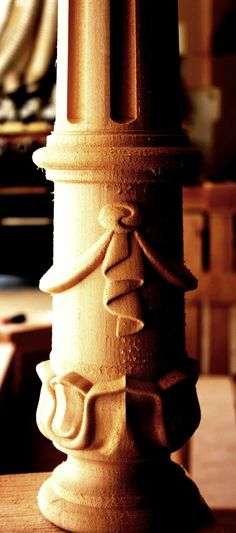 Wood Candle...Eeco Product...