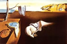 Poster: Persistence Of Memory by Salvador Dalí : 24x36in