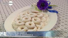 La ricetta dei biscotti della domenica di Samya | Ultime Notizie Flash