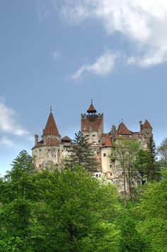 Bran Castle - Romania Well actually it would be THE BEST if I could visit Dracula's theme park(there really is one) and Dracula's castle
