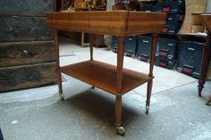Desserte de Philippe Philippe, Desk, Furniture, Home Decor, Bar Cart, Desktop, Decoration Home, Room Decor, Table Desk