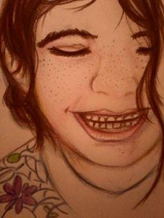 amo dibujar rostros de niños son hermosos