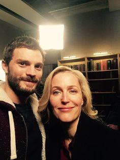 Jamie and Gillian #TheFall