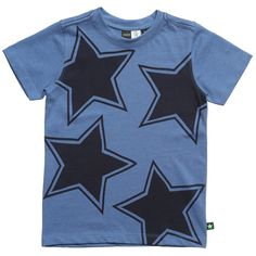 Molo Boys Blue Star 'Rocco' T-Shirt at Childrensalon.com