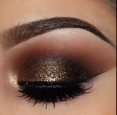 Eye Makeup Tips.Smokey Eye Makeup Tips - For a Catchy and Impressive Look Gorgeous Makeup, Love Makeup, Makeup Inspo, Makeup Inspiration, Makeup Geek, Witch Makeup, Scary Makeup, Simple Makeup, No Make Up Make Up Look