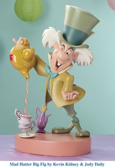 Mad Hatter Big Figure | Flickr - Photo Sharing!