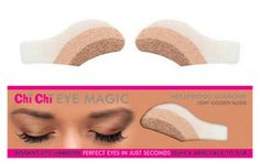 Eye Magic eyeshadow strips keep you from having to pack eye shadow and have it break in your bag! Via @herpackinglist.