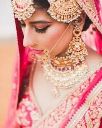 Bridal Nose Ring 101: Tips for Brides with Piercing and Without One - Panjab Jewelry Nath Nose Ring, Bridal Nose Ring, Piercing, Brides, Band, Tips, Jewelry, Fashion, Moda