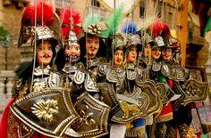 L'Opera dei Pupi ad Agrigento #Sicily