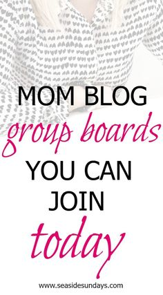 Pinterest group boards for bloggers. Learn how to find group boards and request an invite. Pinterest group board are an easy way to grow your blog traffic quickly. These group boards are open to new contributors and are very engaged. Find out how to join these group boards. The best group boards on Pinterest are easy to find. If you want to grow your blog quickly, Pinterest is an awesome tool.