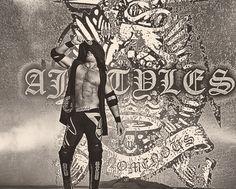 AJ Styles; damn son!