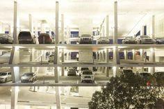 1111 Lincoln Road Parking Space| Herzog & de Meuron | Miami, Florida | Photograph decoist