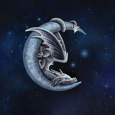 dragon tattoo designs Sweet Dreams Canvas Artwork by Lisa Parker Dragon Tattoo For Women, Dragon Tattoo Designs, Baby Dragon Tattoos, Fairy Tattoo Designs, Geometric Tatto, Gargoyle Tattoo, Lisa Parker, Chinese Dragon Tattoos, Dragon Pictures