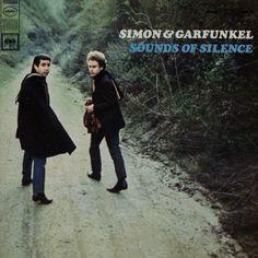 1960's album cover, Simon and Garfunkel
