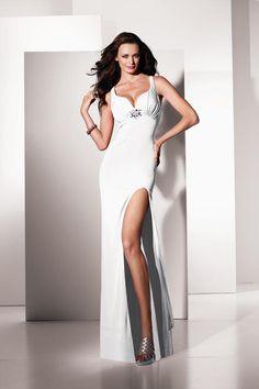 Alyce B' Dazzle Prom Dress 35424