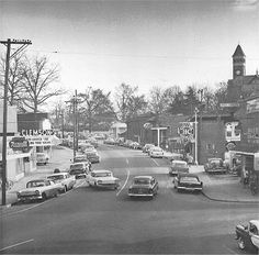 Clemson Girl - Take a trip down Clemson memory lane... Historic photos of downtown Clemson.