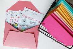 Plan your month kit - zestaw kreatywny Planner/ProjectLife