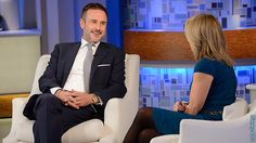 David Arquette & Surviving Evil – Katie Couric