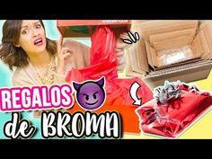 4 BROMAS de NAVIDAD ¡Regalos FALSOS para TROLLEAR! - Catwalk - YouTube