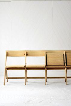 4S Folding Seats