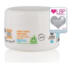 Green People Organic Nappy Cream Baby Balm at Born