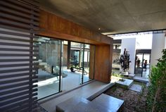 House Boz | Entrance | Nico van der Meulen Architects #Design #Outdoor #Contemporary