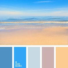 Цветовая палитра №858
