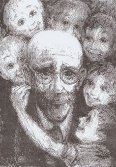 Januxz Korczak International Society ASSOCIATIONS   Janusz Korczak