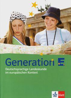 Generation E 978-3-12-675247-3 Deutsch als Fremdsprache (DaF)