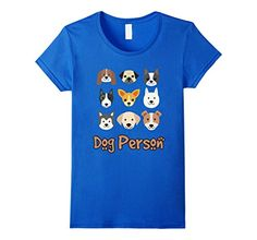 Women's Dog Lover Person Tee Shirt Lab Chihuahua Puppy Doggy Cute XL Royal Blue  Show your love and wear this animal, pet, owner, shelter, save, rescue, adopt, care, compassion, support, funny, cute, breed, home, bone, treat, best friend, dog tshirt! Get it for Birthday, Christmas, Valentines, New Years, Easter, Anniversary, Graduation, Homecoming, or if you just want style! Check our other designs for Chihuahuas, Pitbull Terriers, Pugs, Labrador Retrievers, Boxers, German Shepherds…